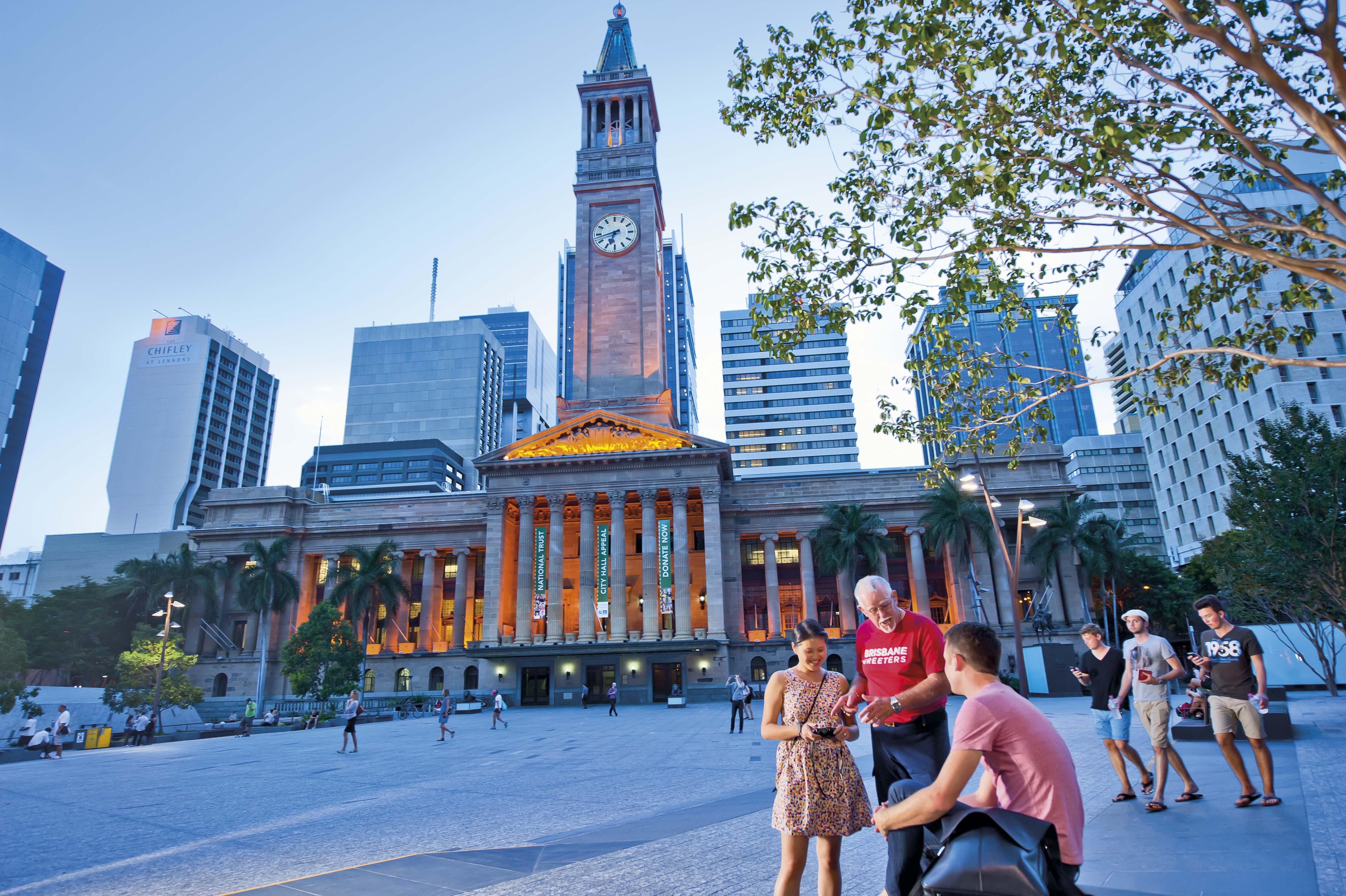 Date planner in Brisbane